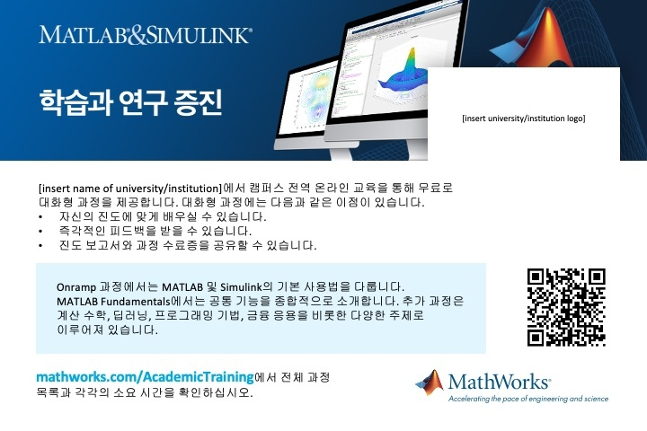 Campus-Wide License 온라인 교육 엽서 템플릿 4.x 6
