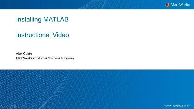 MATLAB 및 Simulink를 설치하는 데 도움이 필요하십니까? 개인 라이선스를 사용하는 경우 다음 단계를 따라 시작할 수 있습니다.