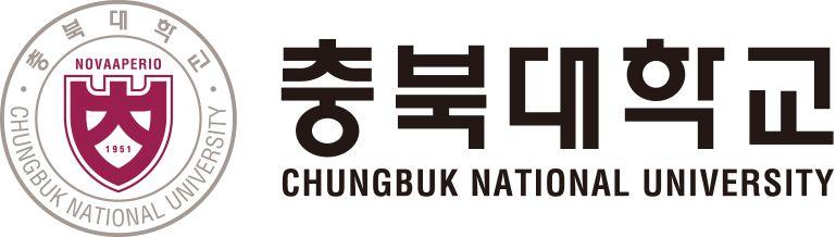 chungbuk national university logo