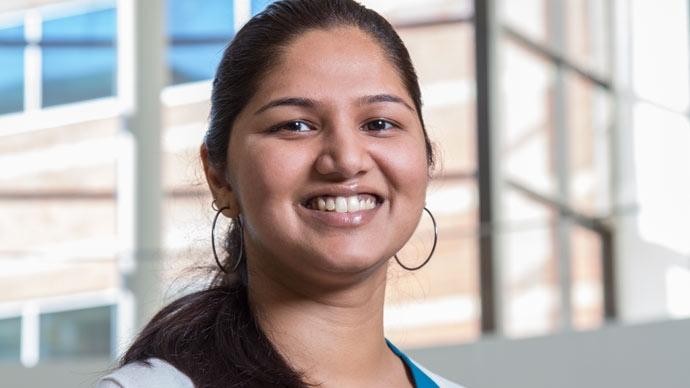 Shraddha, 수석 소프트웨어 엔지니어