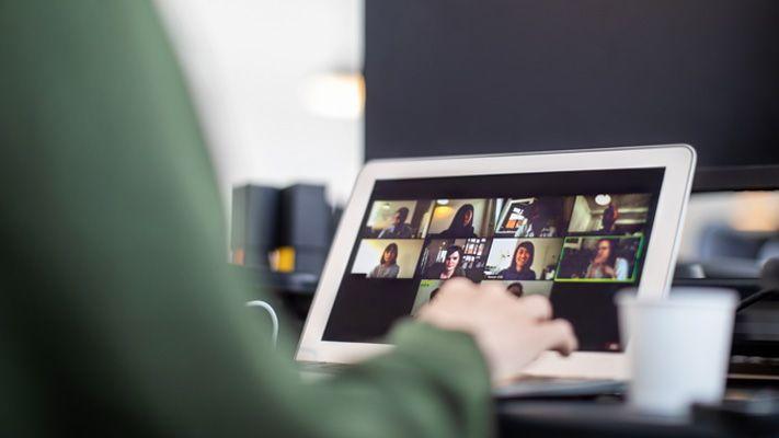 온라인 이벤트, 가상 네트워킹
