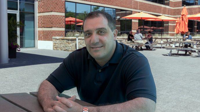 Antoine, Program Manager