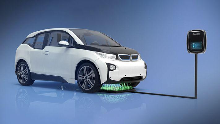 Wireless EV Charging Transforms Green Transportation