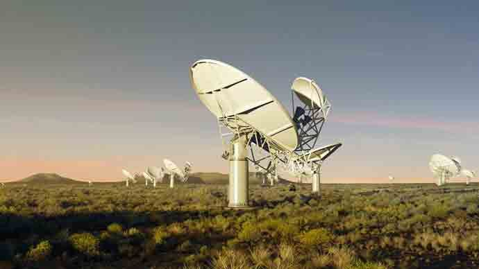 Accelerating the Design of Radio Astronomy Instruments in South Africa and Worldwide with Simulink