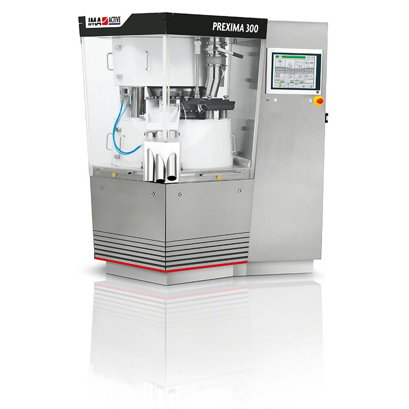 IMA Active automatic processing and packaging machinery