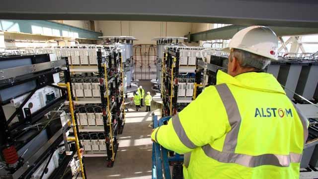 모델 기반 설계로 고전압 직류 송전 제어 시스템을 개발한 Alstom Grid