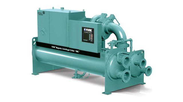 마그네틱 베어링 원심 유체 칠러의 산업용 제어기 개발을 가속화한 Johnson Controls