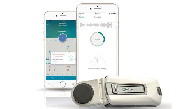 Respiri - 호흡 곤란 감지 및 천식 관리를 위한 모바일 앱 개발 사례