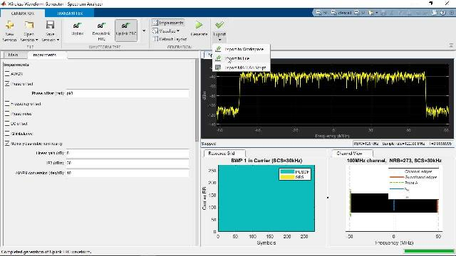 5G Toolbox: Model, simulate, design and test 5G systems with
