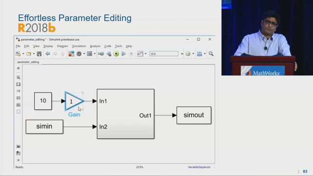 Learn about the last smart editing capabilities that are making it easier to create and edit Simulink models.