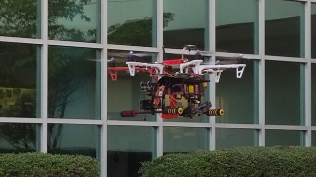 Accelerating Drone Research with a Ready-to-Fly Hexacopter and Flight Control Software