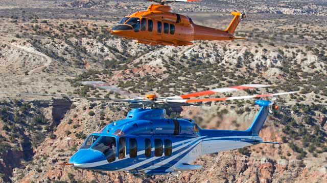 Bell Helicopter Develops World's First Commercial Fly-by-Wire Helicopter