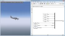 In this webinar, you will learn how you can apply Model-Based Design with MATLAB and Simulink for air vehicle design and automatic flight control. Engineers working in the aerospace field can use MATLAB and Simulink to improve the design workflow for