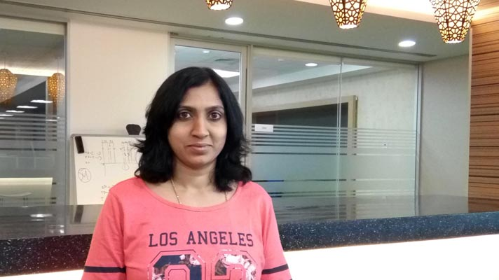 Rekhavathi, Senior Team Lead, Quality Engineering, Bangalore