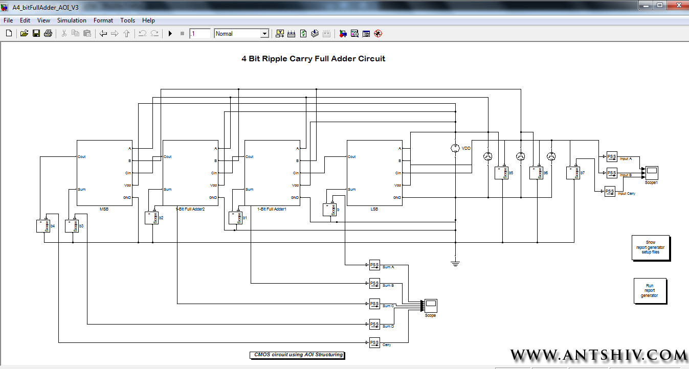 Bit Adder Schematic on 16-bit adder, binary adder, 8 bit adder, 5 bit adder, 3 bit adder, full adder, 32 bit adder,