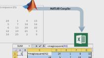달리 MATLAB이 필요 없는 Microsoft ® Excel ® 사용자와 MATLAB ® 알고리즘 및 시각화를 공유하십시오. MATLAB Compiler™를 통해 이렇게 로열티 없는 공유가 가능합니다.