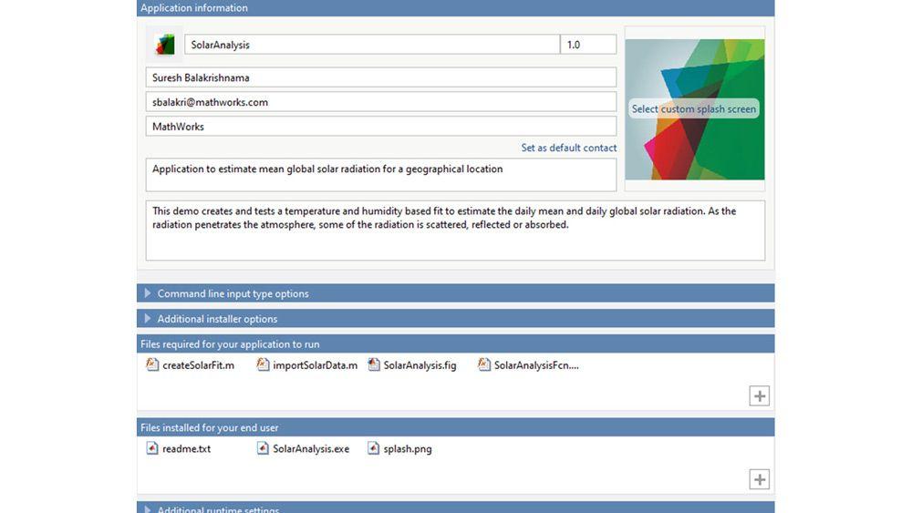 요구 사항에 맞게 응용 프로그램 인스톨러 사용자 지정.