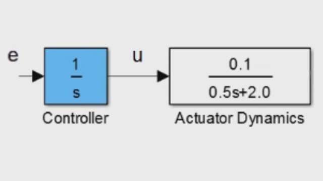 MATLAB 및 Control System Toolbox를 사용하여 전달 함수로 작업합니다.