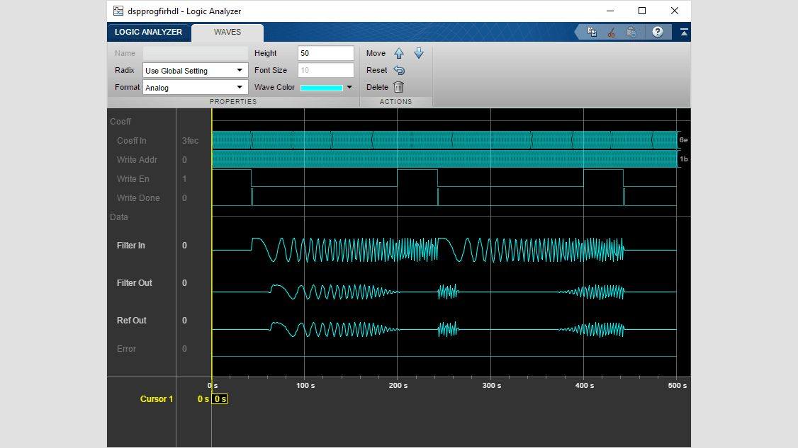 부분 직렬 수축 FIR 필터 구조