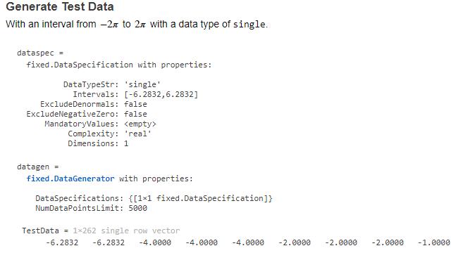 데이터 생성기 API