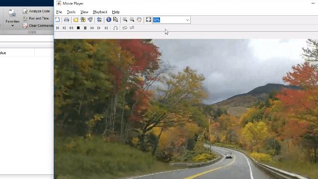 비디오 처리는 딥러닝, 모션 추정, 자율 주행과 같은 영역에 필수적입니다. MATLAB에서 상세한 예제를 통해 비디오를 처리, 상호 작용 및 분석하는 방법을 알아봅니다.