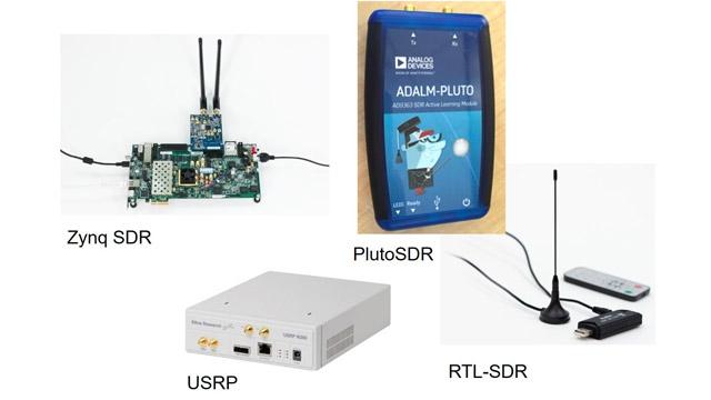 Analog Devices AD936x SDR을 사용하여 LTE 신호 전송.
