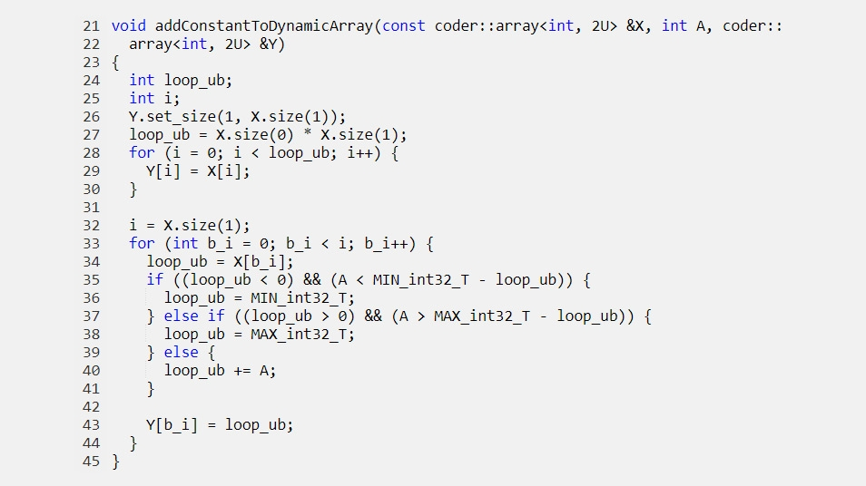 동적으로 할당된 배열을 생성된 함수에 전달.
