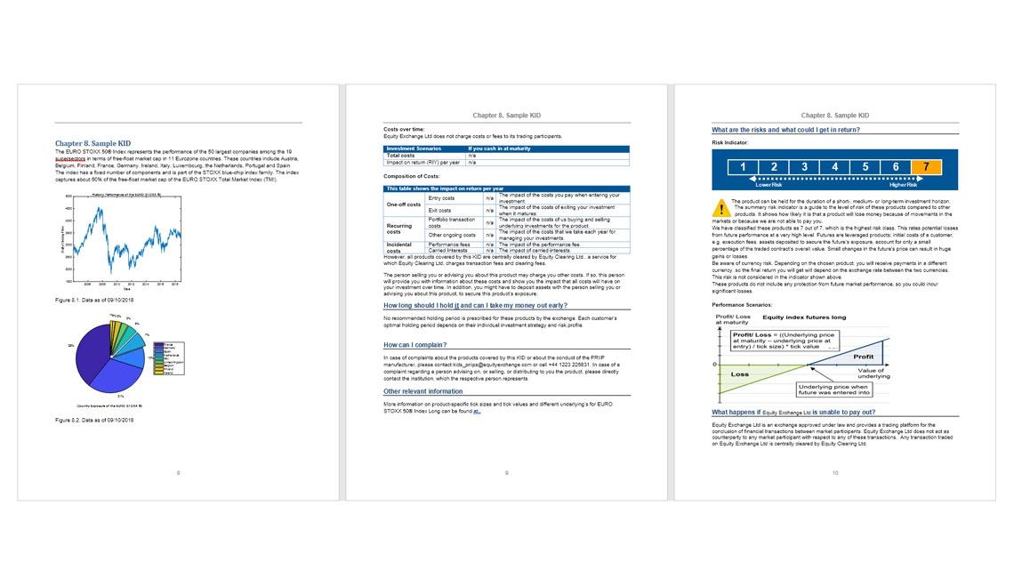 템플릿을 사용하여 보고서 레이아웃과 형식을 정의하십시오.