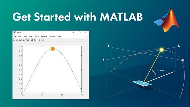 예제를 살펴보며 MATLAB을 시작합니다. 이 비디오에서는 기본적인 내용을 다루며, MATLAB을 사용하여 작업하는 모습이 어떠한 지 알아볼 수 있습니다.