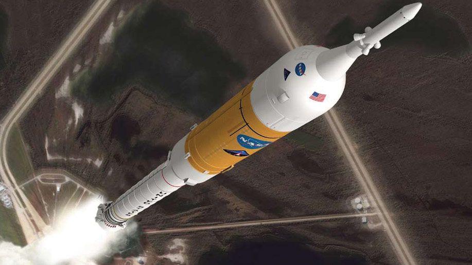TriVector에서 Ares I 로켓에 대해 지연 시간 검증.
