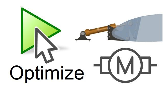 최적화 알고리즘을 사용하여 시스템 요구 사항에 맞게 메카트로닉 시스템의 Simscape Electrical 모델을 조정합니다.