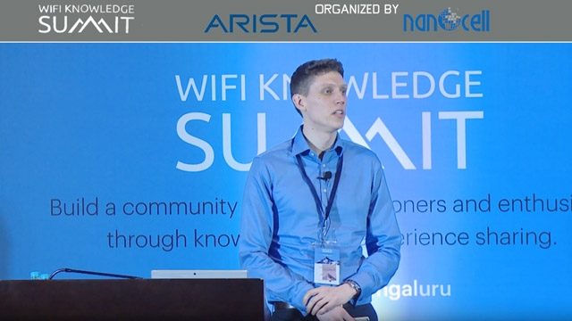 IEEE 802.11ax 표준 모델링을 주제로 한 Colin McGuire의 WiFi Knowledge Summit 강연