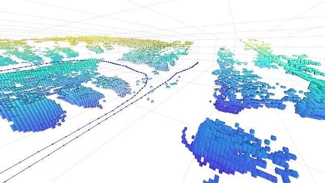Navigation Toolbox를 사용하여 LIDAR 점 구름으로 3D 동시 지역화 및 매핑(SLAM) 수행