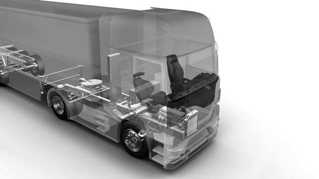 Continental Develops Electronically Controlled Air Suspension for Heavy-Duty Trucks