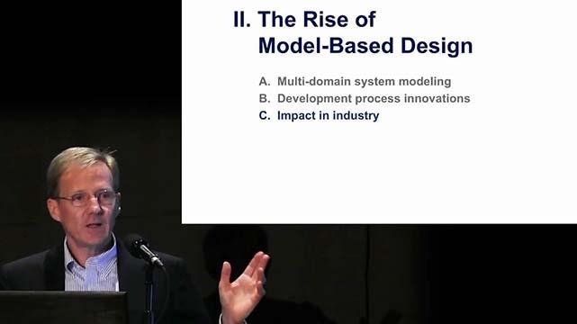 MathWorks 회장 겸 공동설립자인 Jack Little이 산업계 및 학계 전반에서의 Model-Based Design의 영향에 관해 논의합니다.