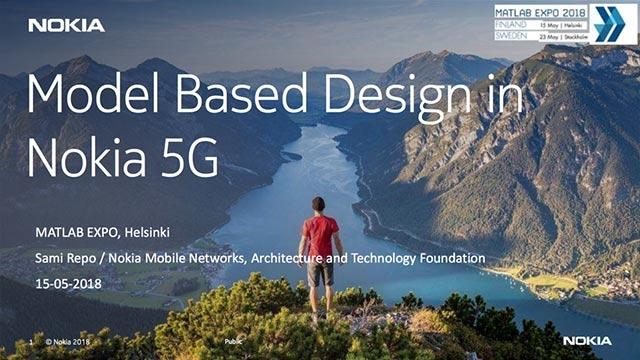 Nokia 5G의 모델 기반 설계