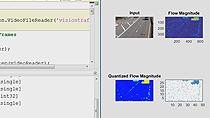 OpenCV 인터페이스를 이용하여 OpenCV 기반 코드를 MATLAB로 가져올 수 있습니다.