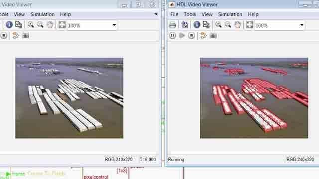 Vision HDL Toolbox를 사용하여 코너 감지 알고리즘의 스트리밍 하드웨어 지원 구현을 만듭니다.
