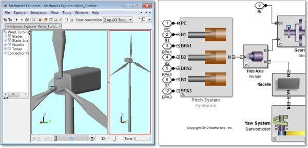 발전소 모델