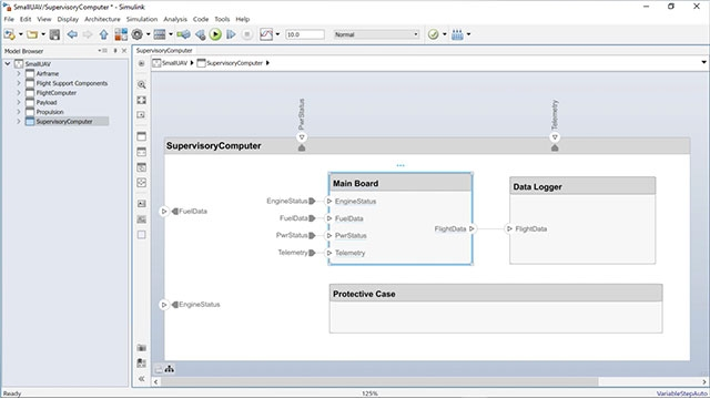System Composer 컴포넌트에서 Simulink 동작 모델을 만들고 기존 Simulink 모델에서 System Composer 컴포넌트를 만드는 방법을 알아봅니다.