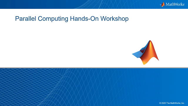 MATLAB 및 Simulink를 사용한 병렬 연산을 통해 멀티코어 프로세서, GPU 및 컴퓨터 클러스터를 사용하여 연산 및 데이터 집약적인 문제를 해결하는 방법을 알아봅니다. 수록된 연습 문제와 예제를 사용하여 실습해볼 수 있습니다.