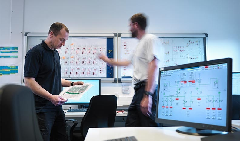 재생 에너지와 DER 통합 연구