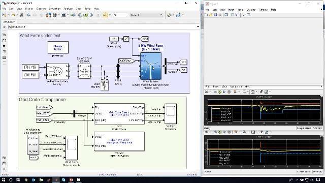 이 웨비나에서는 신재생 에너지 보급률이 높은 전력 시스템의 성능을 평가하는 데 Simscape Electrical이 어떻게 사용되는지 살펴봅니다.