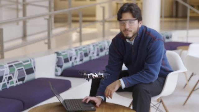 The Simulink Support Package for PARROT Minidrones lets you design, simulate, and deploy algorithms to fly PARROT minidrones.