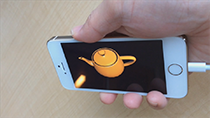 Integrate code generated by MATLAB Coder into an iPhone or iPad app using Apple's Xcode IDE.