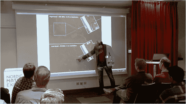 This presentation shows how MATLAB is used in during radar development and experimentation at Saab Electronic Defence Systems.