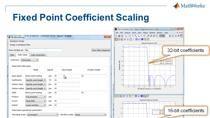 본 웨비나에서는 필터를 설계하고 구현 하기 위해서 MATLAB을 어떻게 활용할 것인가에 대해 설명합니다. MATLAB은 Highpass, Lowpass, Bandpass, Bandstop 필터와 같은 일반적인 형태뿐만 아니라, Pulse Shaping Filter, Octave Band Filter, Peak Filter, Notch Filter와 같은 Application Specific한 필터들도 쉽게 설계할 수 있도록 도와줍니다. 또한 설