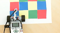 Install the MATLAB Support Package for LEGO MINDSTORMS EV3 Hardware so that you can interact with the LEGO MINDSTORMS EV3 brick and sensors.
