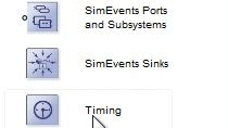 Create entities to build a simple restaurant model with SimEvents .
