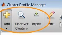 Learn about considerations for using a cluster, creating cluster profiles, and running code on a cluster with MATLAB Parallel Server.